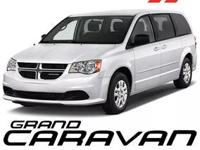 Dodge Grand Caravan 3.6 Se At V6 Pentastar 8 Pas Abs Ebd Arh