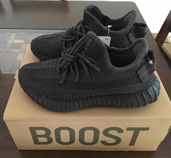 Yezzy 350 V2 Black Non Reflective Originales (con Ticket)