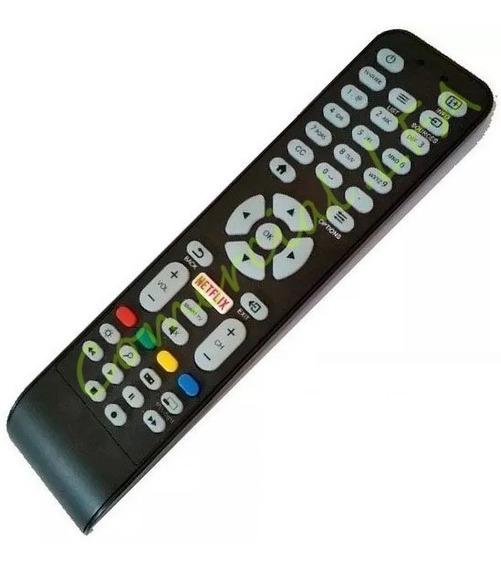 Controle Ixp Para Todas Smart Tv Aoc Br Com Tecla Netflix