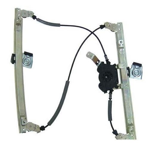 Máquina Vidro - 4p - Elétrica P/motor Mabushi - Diant - Esq