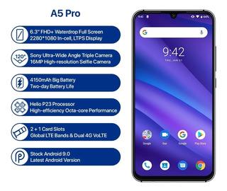 Umidigi A5 Pro Celular Android 9.0 Versão
