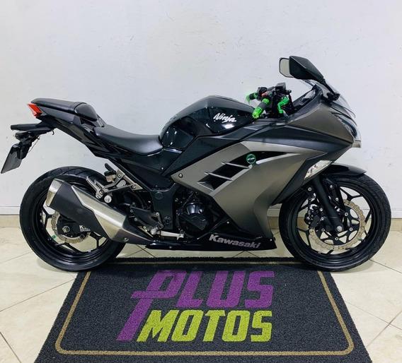 Kawasaki Ninja 300r Linda Moto , Ano 2015