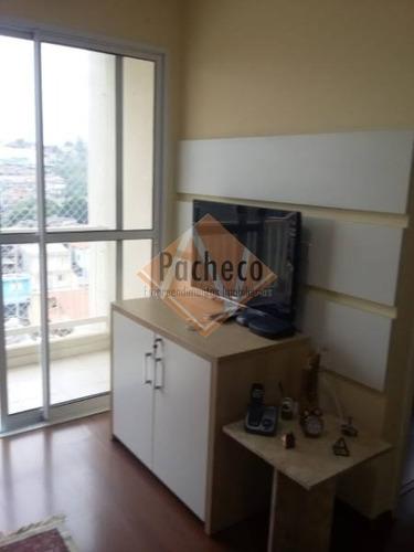 Imagem 1 de 19 de Apartamento Vila Pierina, 2 Dormitórios, 1 Vaga, 52m², R$270.000,00 - 2174
