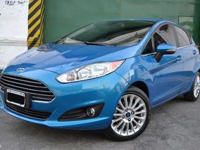 Ford Fiesta Kinetic Design 1.6 Titanium Powershift 2015