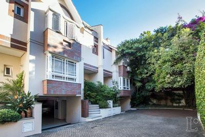 Casa Condomínio Em Tristeza Com 3 Dormitórios - Lu273196
