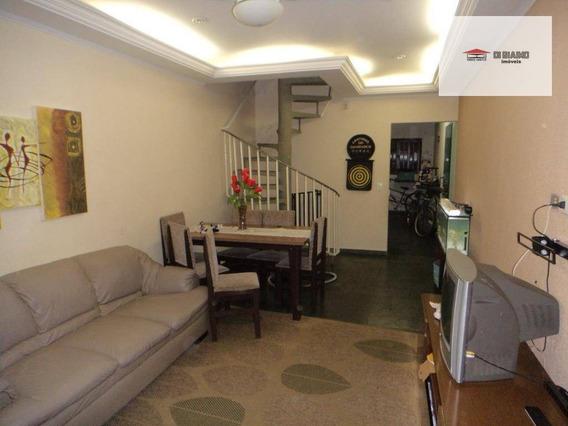 Sobrado Com 4 Dormitórios À Venda, 88 M² Por R$ 430.000 - Indaiá - Caraguatatuba/sp - So0103