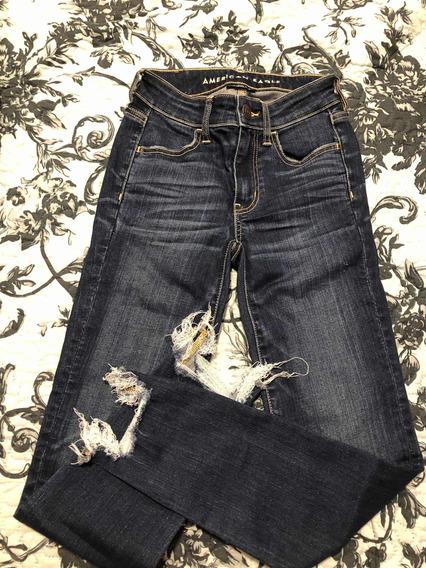 Jeans Azul American Eagle