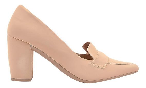 Sapato Scarpin Feminino Chiquiteira Chiqui/1123