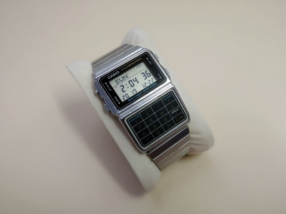 Relógio Casio Dbc-611e Multi Lingual Data Bank