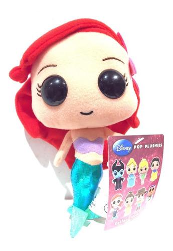 Imagen 1 de 1 de Disney La Sirenita Pop Plushies Funko Ariel