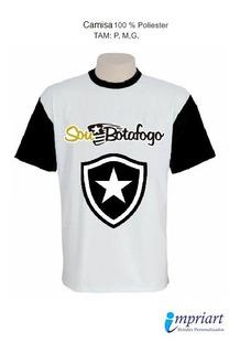 Camisa Time Botafogo - Sou Botafogo