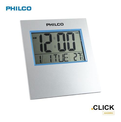 Reloj Digital Con Termometro Philco
