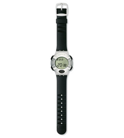 Relogio Swatch Beat Aluminium Virtual Wave I Yfs4000 Digital