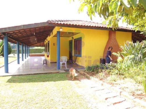 Chácara, Pau Arcado, Campo Limpo Paulista - Ch07848 - 69263438
