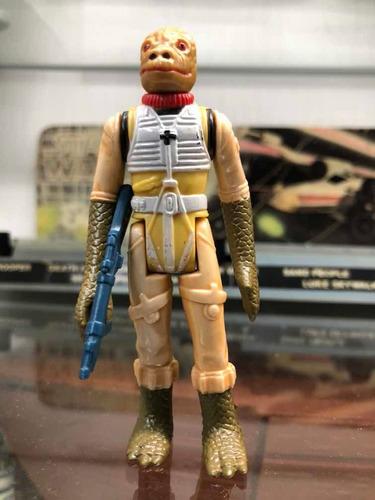 Star Wars Kenner Vintage 1980 Esb Bossk Hk Completo Repro V5