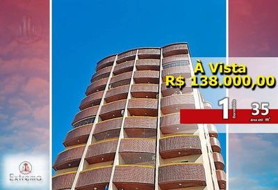Kitnet Com 1 Dormitório À Venda, 35 M² Por R$ 138.000 - Campo Da Aviação - Praia Grande/sp - Kn0113