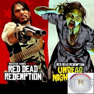 Red Dead Redemption And Undead Nightmare Collection Ps3 Ofer