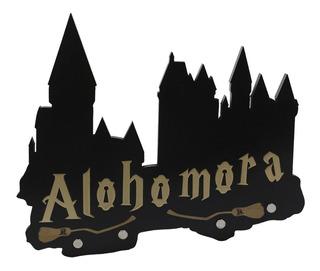 Chaveiro Porta Chaves Organizador Decorativo Alohomora