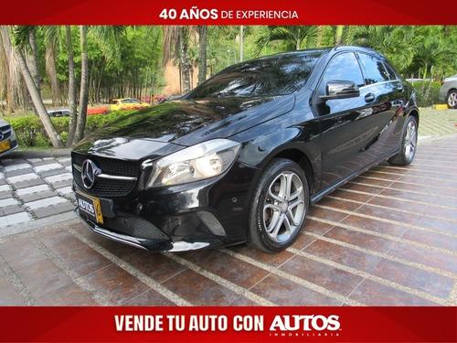 Mercedes Benz A 200 At Sec Cc 1600