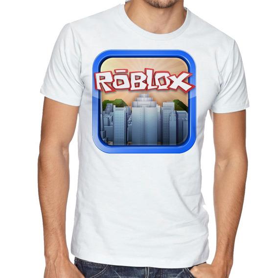 Roblox Game Jogo G2 - Camisetas Masculinos com o Melhores