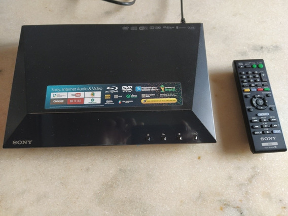 Blu Ray Sony Bdp-s3100 Wi Fi