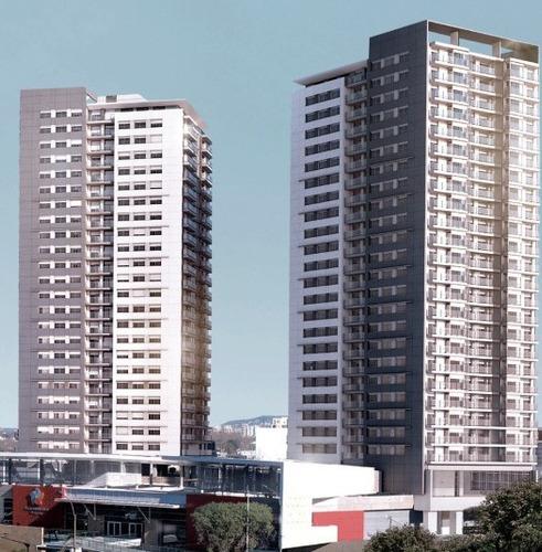Apartamento De 3 Dormitorios En Torre Nuevo Centro Shopping