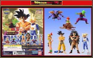 Dragon Ball Z Hg Part 3 Gashapon Swargento!