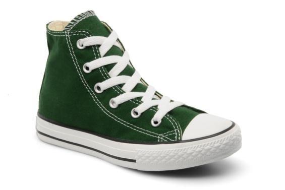 zapatillas mujer converse verdes