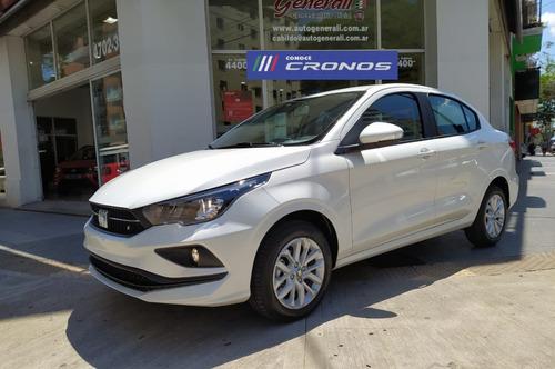 Fiat Cronos 0km Drive My21  1.3 Gse 2021 0km Contado  #ca1