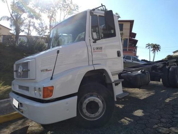 Mb L1318 Truck 6x2 Reduzido Ano 2010 (chassi).