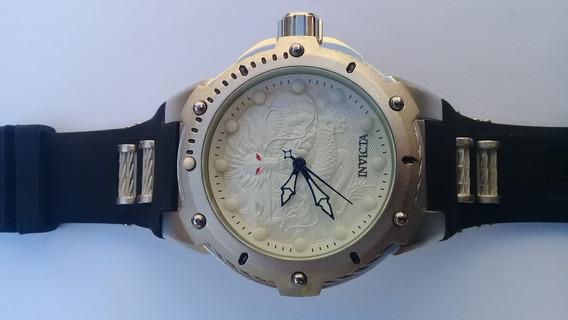 Relógio Dragon Com Caixa Luxo Elegante