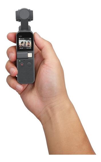 Dji Osmo Pocket 4k 60fps Gimbal Pronta Entrega Nova Lacrada