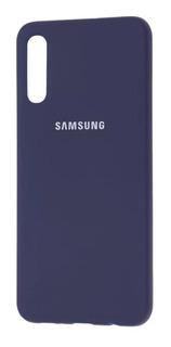 Funda Samsung A10 A20 A30 Silicone Case + Vidrio Templado
