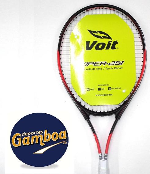 Raqueta Viper Para Tenis Voit