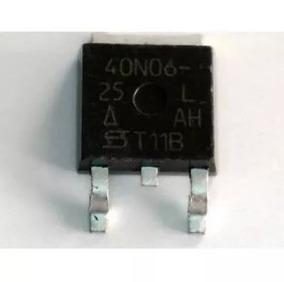 Kit 10 Transistores Mosfet 40n06-25l 40n06 25 L Original