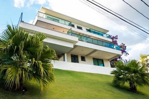 Casa 5 Quartos Para Venda Em Alphaville - Nova Lima - Mg - 580