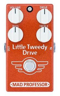 Pedal Para Guitarra Mad Professor Little Tweedy Drive Cuotas