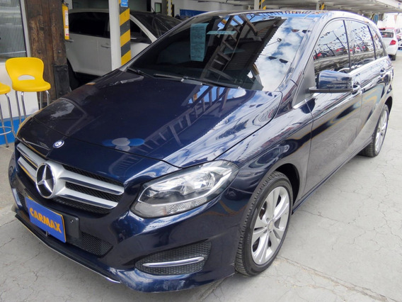 Mercedes Benz B180 1.6 2017 Recibo Carros Unico Precio