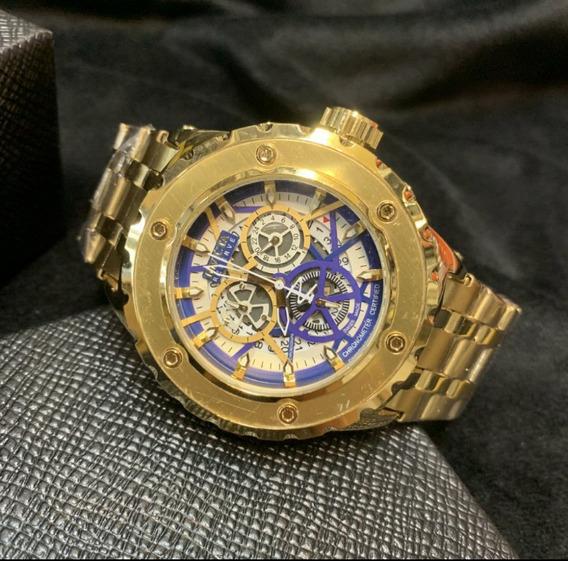 Relógio Invicta Reserve Bolt Luxo Com A Caixa Original