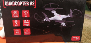 Quadcopter Radioshack H2 Drone