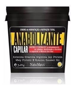 Anabolizante Capilar Natumaxx 3,2kg Original