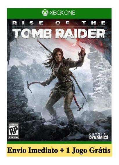 Rise Of Tomb Raider + Todas Dlc