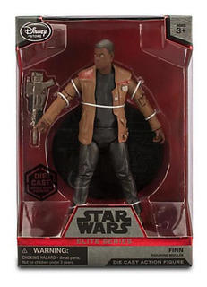 Star Wars The Force Awakens Elite Series Finn Diecast