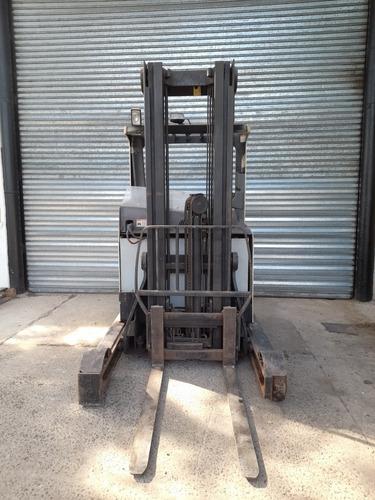 Apilador Electrico Hombre A Bordo Crown X 1600kg
