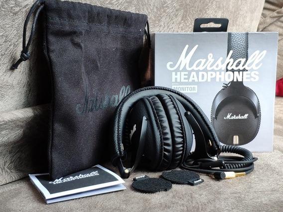 Fone Marshall Monitor Headphone (s/ Bluetooth) Nao Akg Shure