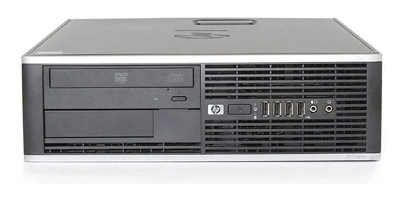 Computador Hp Core 2 Duo 4gb Hd 250gb