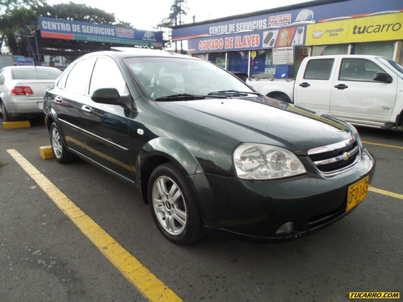 Chevrolet Optra Limited Mt 1800cc Aa