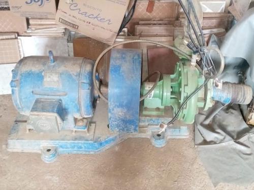 Imagem 1 de 1 de Motobomba De Irrigação