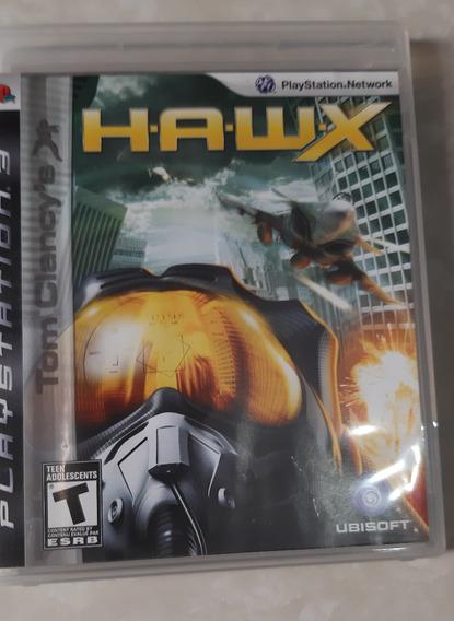 Jogo Ps3 Tom Clancys Hawx Original Usa