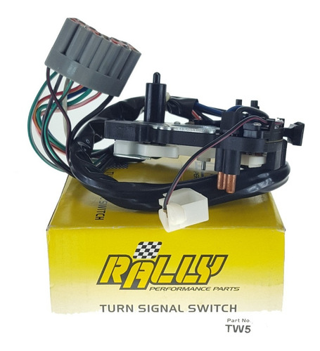 Ramal Switch Luces De Cruce Ford Bronco F150 F350 Tw5